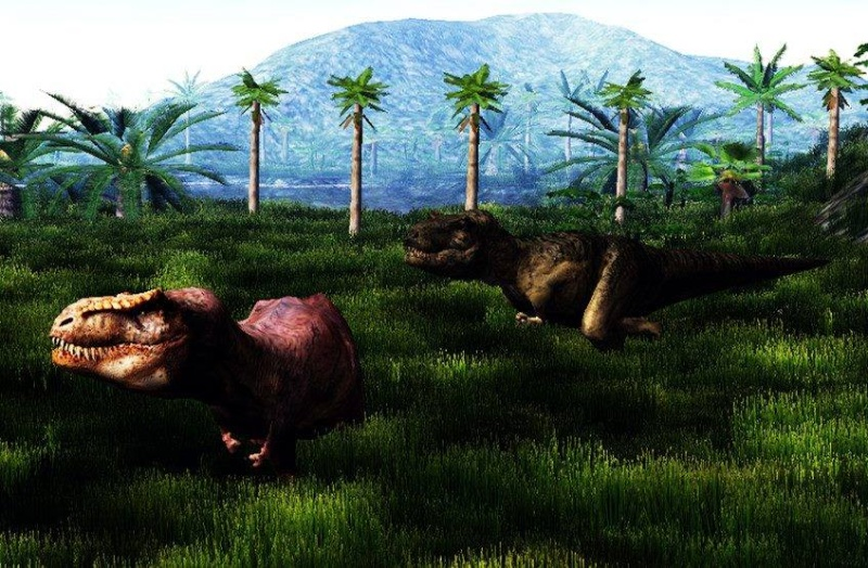 My Jpog Dino Skin 11076210