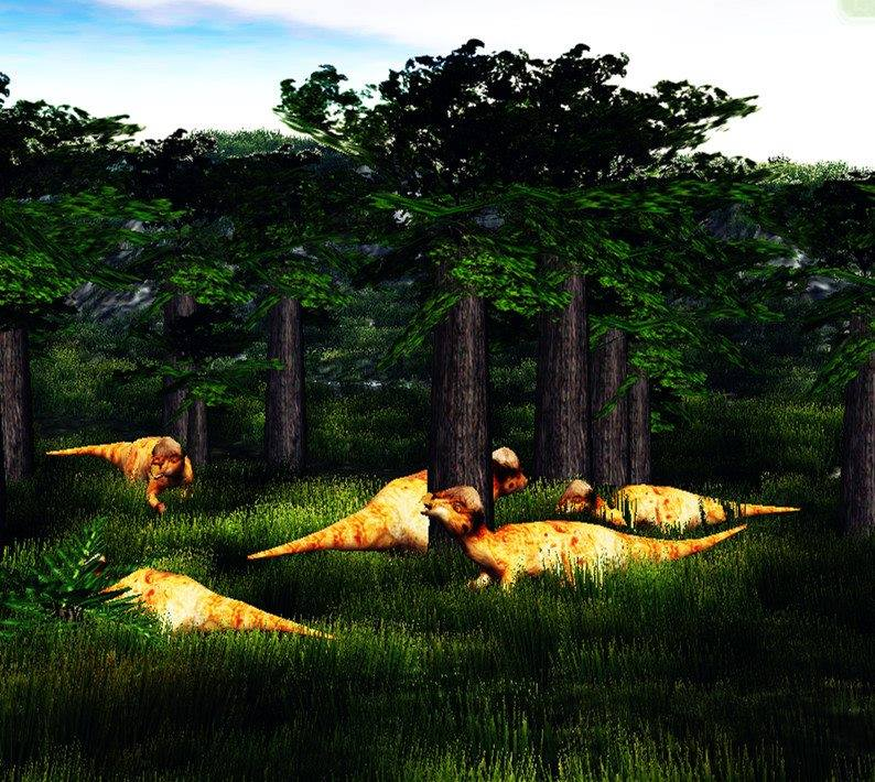 My Jpog Dino Skin 11079510
