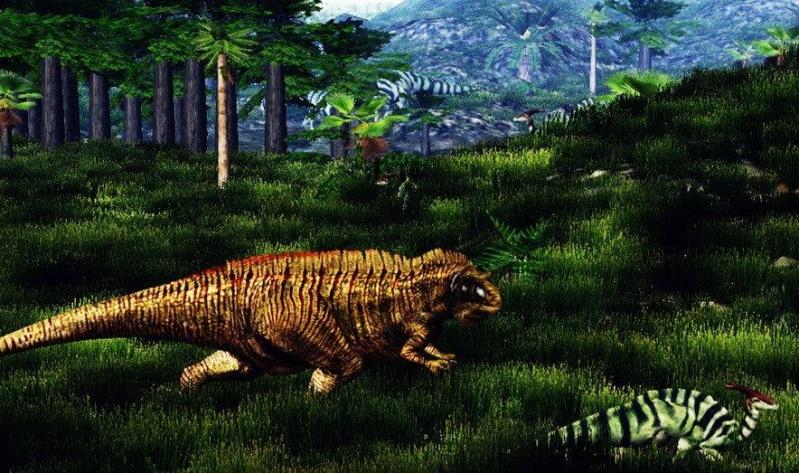 My Jpog Dino Skin 11081310