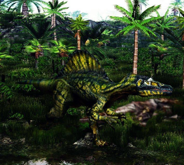 My Jpog Dino Skin 11081410