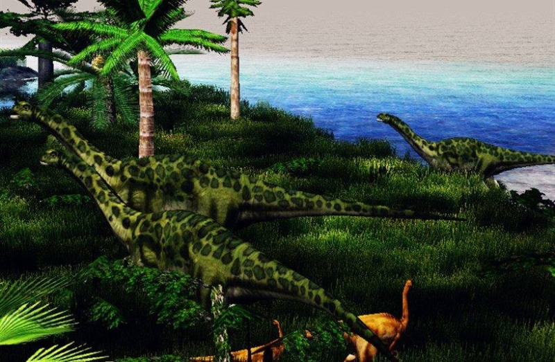 My Jpog Dino Skin 11083810
