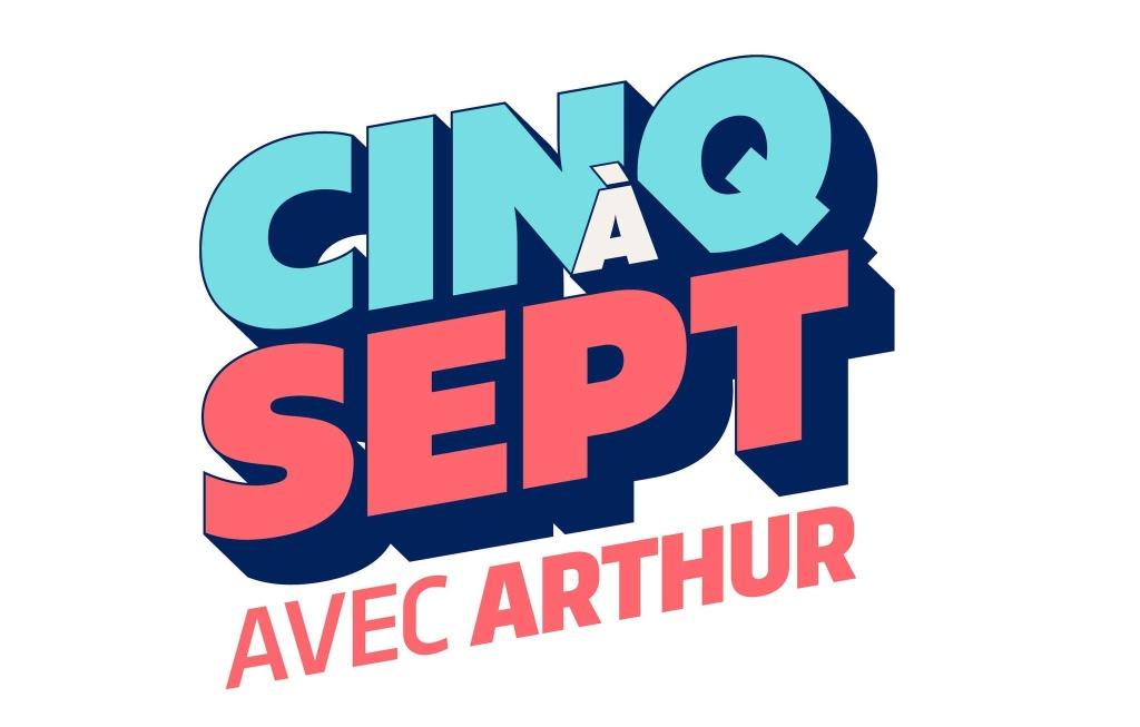 Cinq à Sept avec Arthur - TF1  2048x110