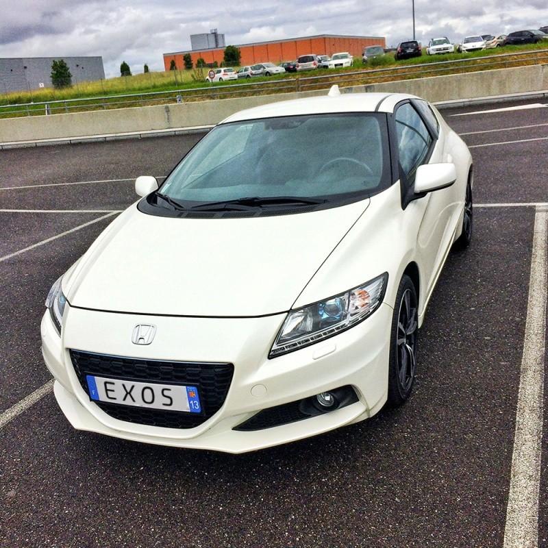 [13] [Florian] [Exos] Honda CR-Z Phase 2 (137ch) Blanc nacré Honda-10