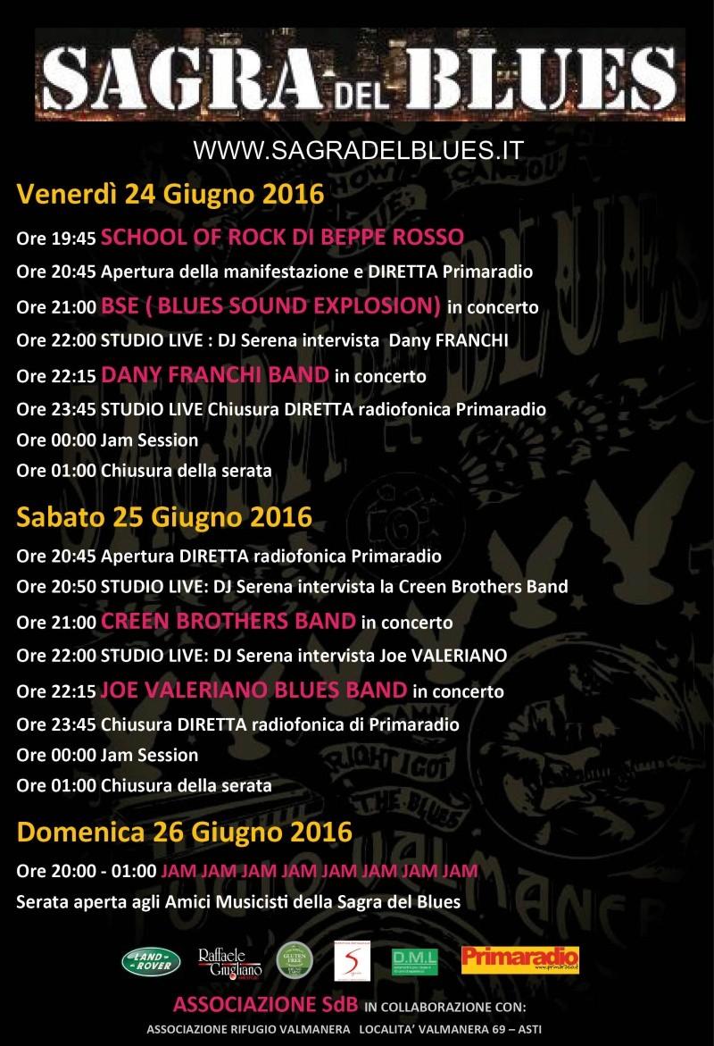 blues - Sagra del Blues 24/25/26 Giugno ASTI Sagra_12