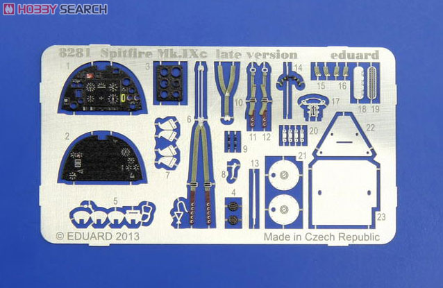 Supermirine Spitfire MK IX C 1/48 Eduard 10222211