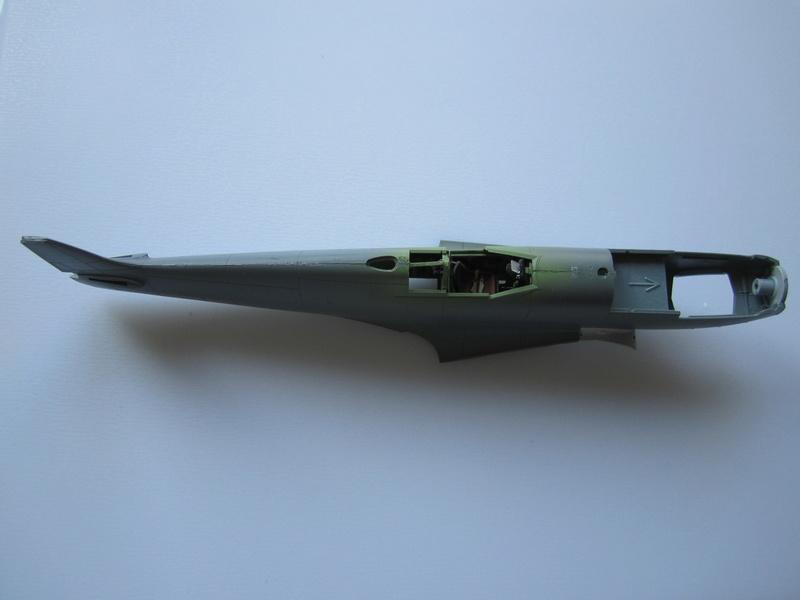 Supermarine Spitfire MK IX C 1/48 Eduard Img_2161