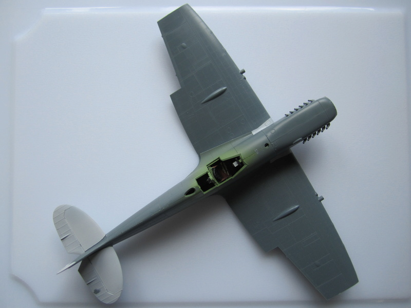 Supermarine Spitfire MK IX C 1/48 Eduard Img_2165