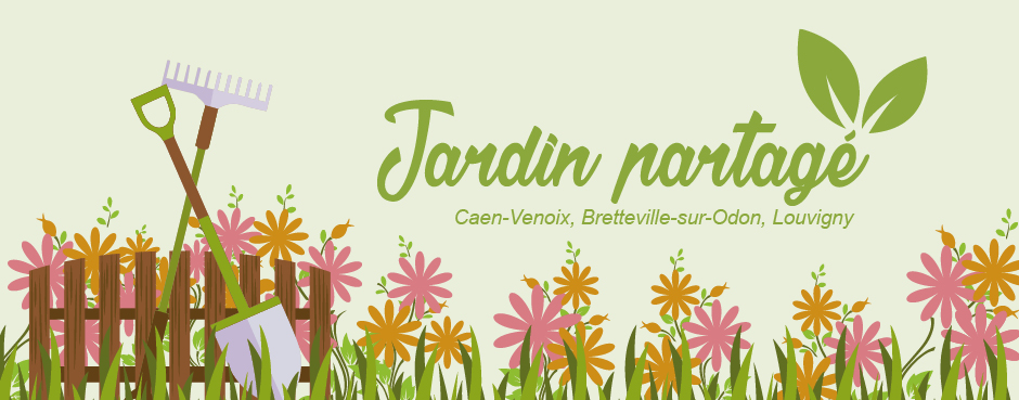 Jardin partagé à Venoix