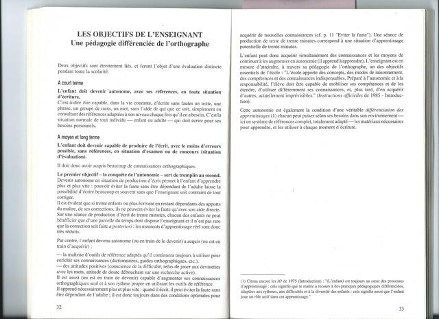 Comment faire pour que nos élèves écrivent sans erreur. - Page 2 Scan0034