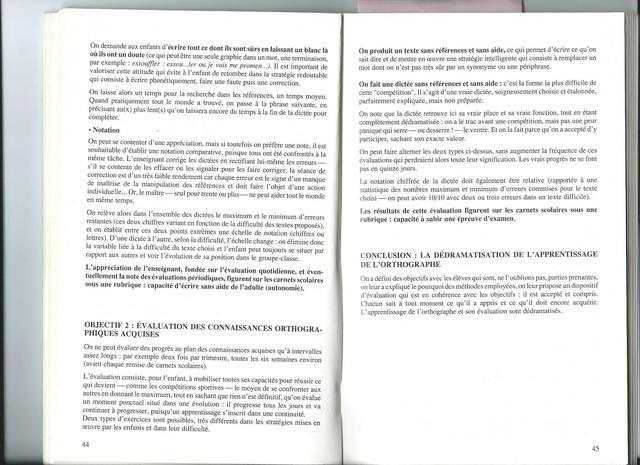 Comment faire pour que nos élèves écrivent sans erreur. - Page 2 Scan0037