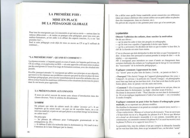 Comment faire pour que nos élèves écrivent sans erreur. - Page 2 Scan0042