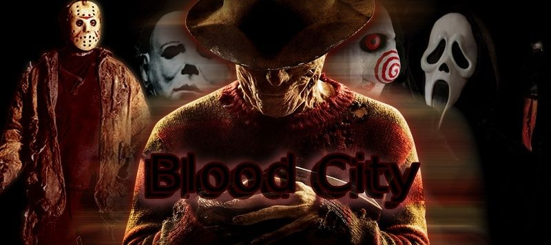 Blood City RPG