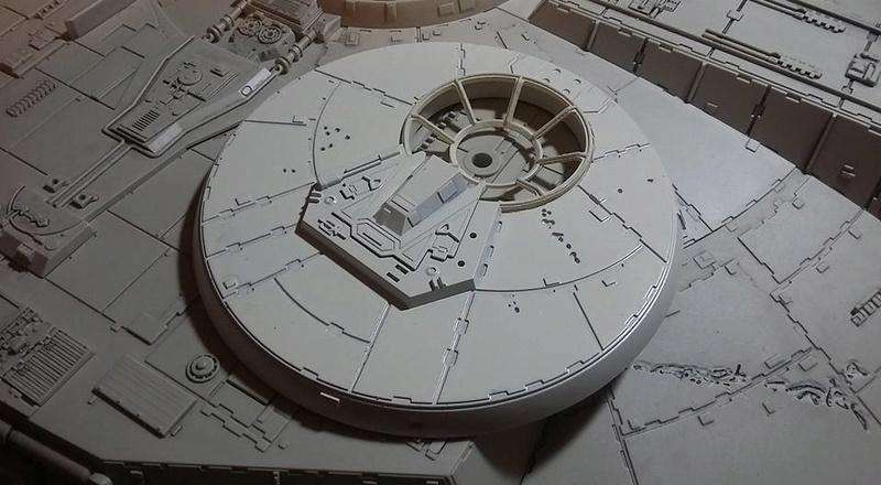 LrdSatyr's DeAgostini Millenium Falcon Diorama Build - Page 4 12924511
