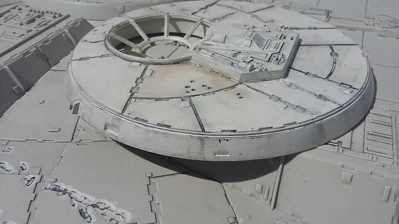 LrdSatyr's DeAgostini Millenium Falcon Diorama Build - Page 4 12928210