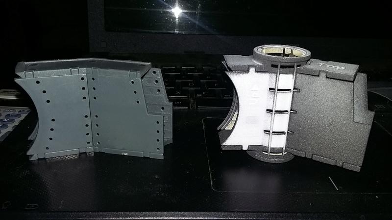 LrdSatyr's DeAgostini Millenium Falcon Diorama Build - Page 7 20160818