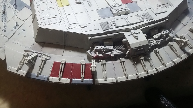LrdSatyr's DeAgostini Millenium Falcon Diorama Build - Page 8 Botgre10
