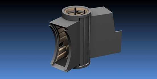 LrdSatyr's DeAgostini Millenium Falcon Diorama Build - Page 6 Gunner12
