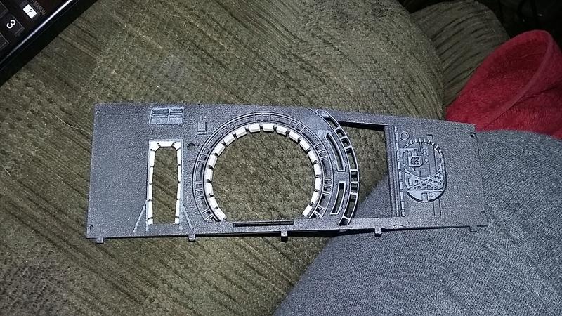 LrdSatyr's DeAgostini Millenium Falcon Diorama Build - Page 7 Painte10