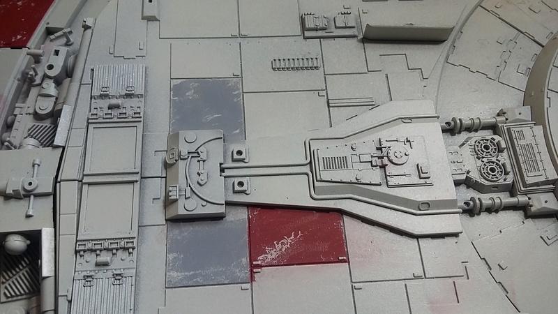 LrdSatyr's DeAgostini Millenium Falcon Diorama Build - Page 8 Panelw12
