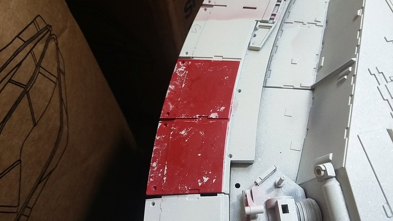 LrdSatyr's DeAgostini Millenium Falcon Diorama Build - Page 8 Panelw17