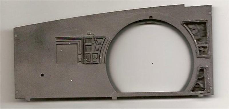 LrdSatyr's DeAgostini Millenium Falcon Diorama Build - Page 6 Sbwall15