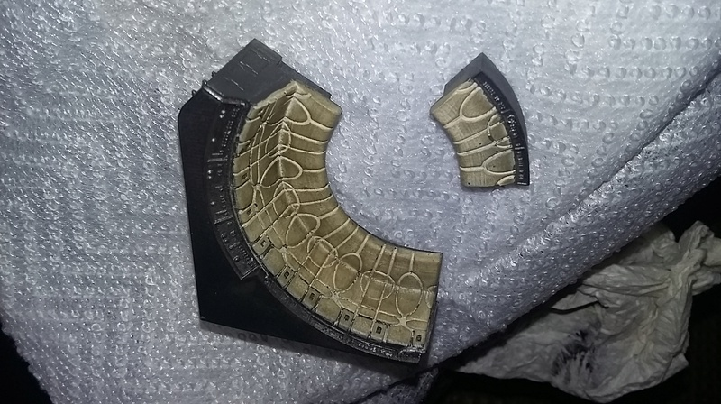 LrdSatyr's DeAgostini Millenium Falcon Diorama Build - Page 7 Seatsd10