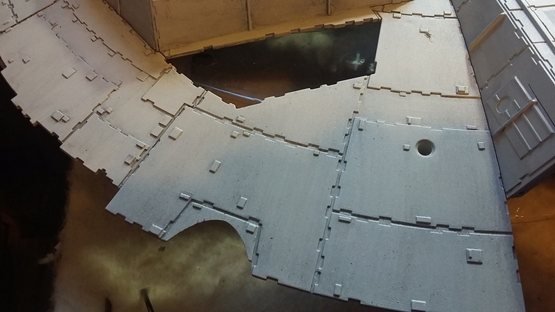 LrdSatyr's DeAgostini Millenium Falcon Diorama Build - Page 8 Weathe12