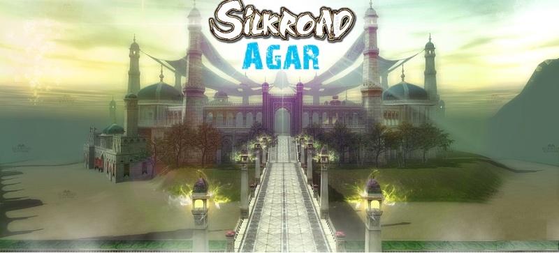 SilkRoad Agar