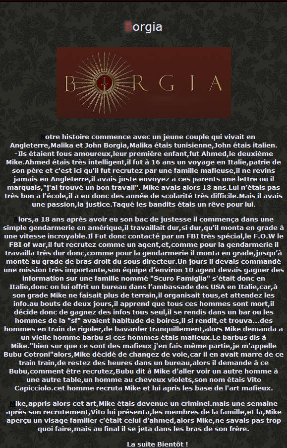 Présentation du Andzzy Borgia10