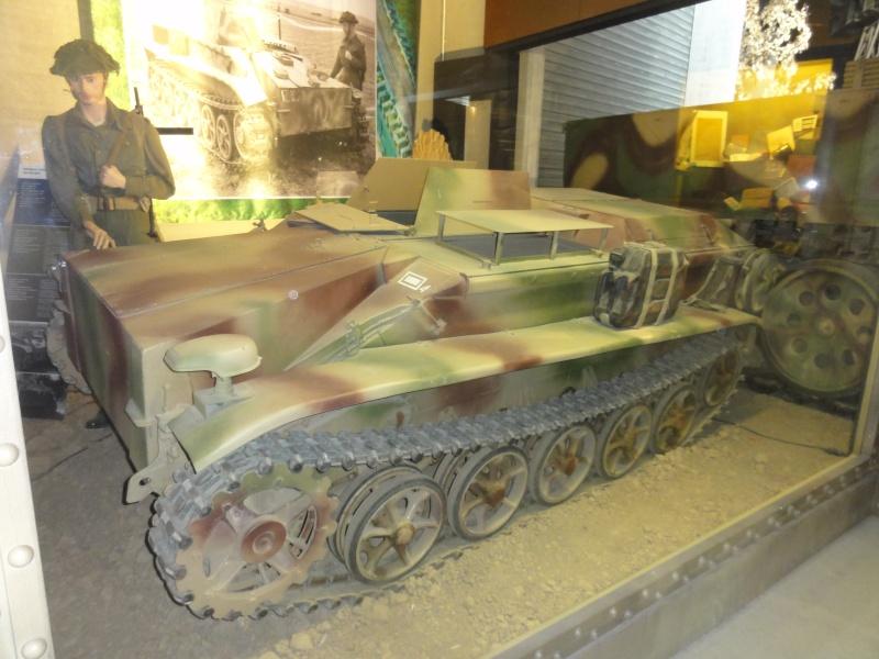 Overlord Museum, Normandy 44 (Courseulles sur Mer, Calvados) Dsc07010