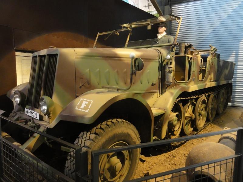 Overlord Museum, Normandy 44 (Courseulles sur Mer, Calvados) Dsc07012