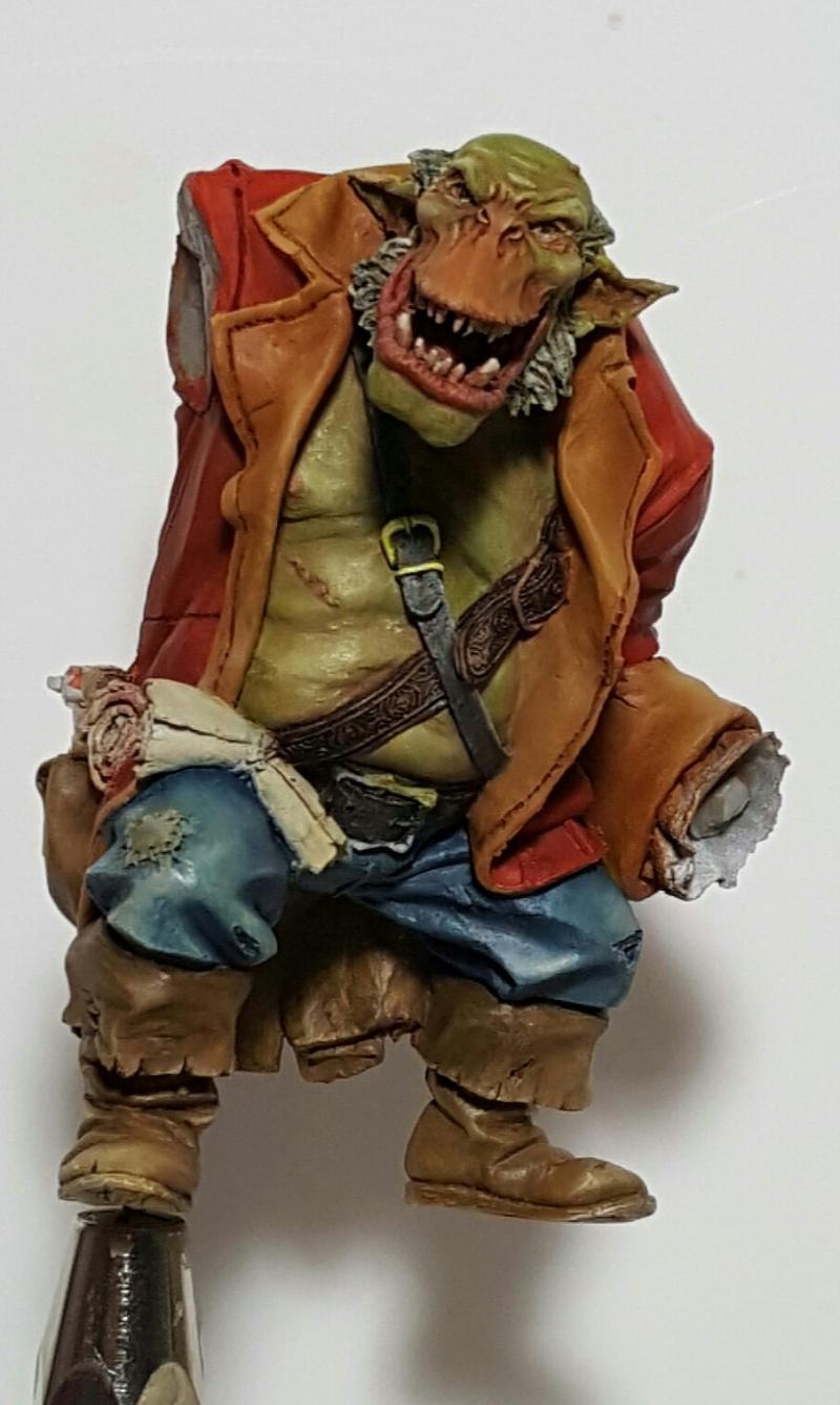 Ma première figurine à  l'huile  Screen18