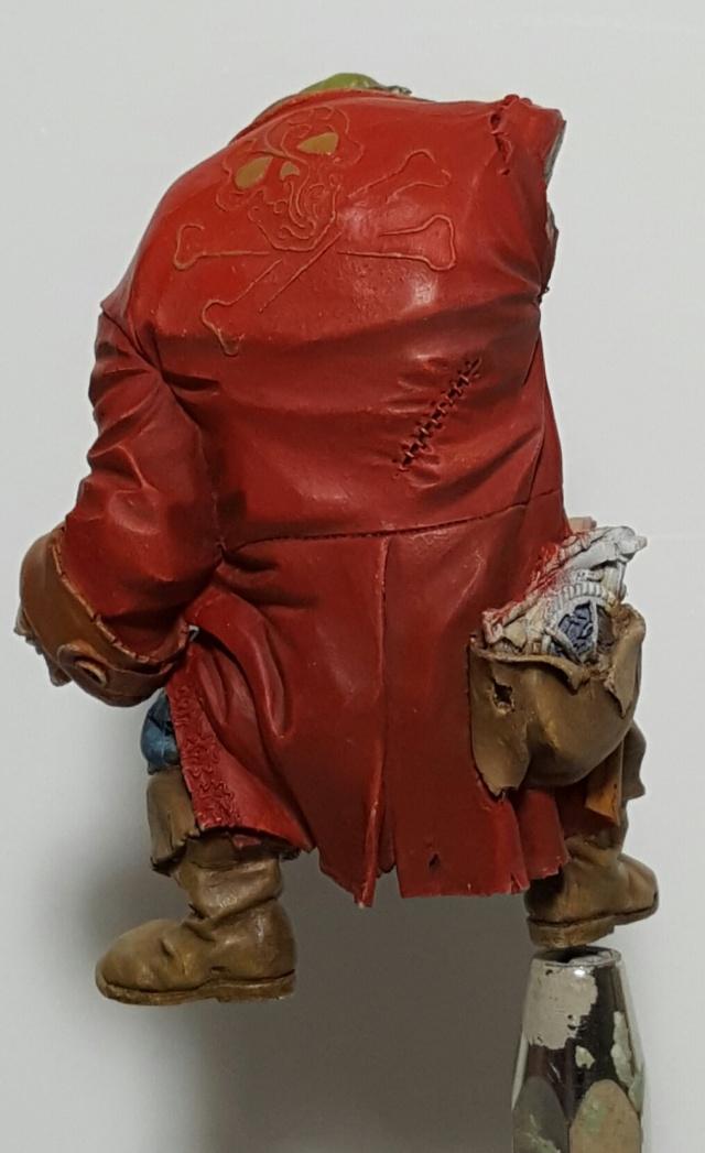 Ma première figurine à  l'huile  Screen20
