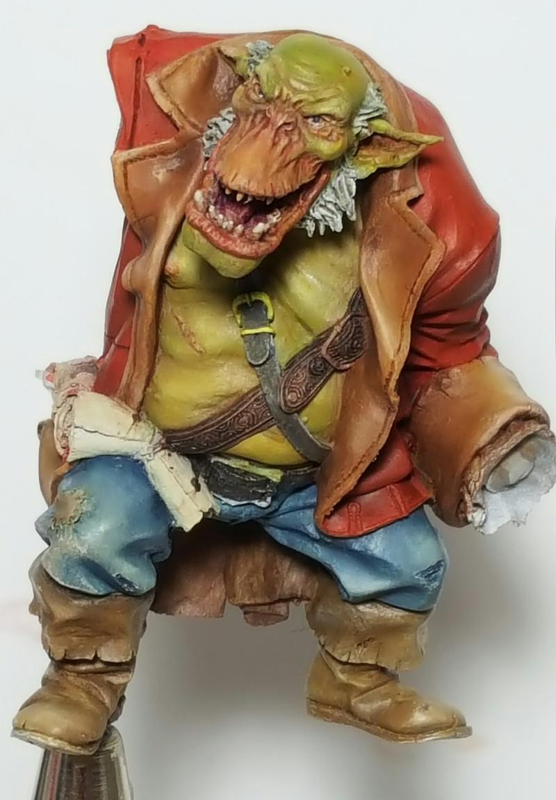 Ma première figurine à  l'huile  Screen29