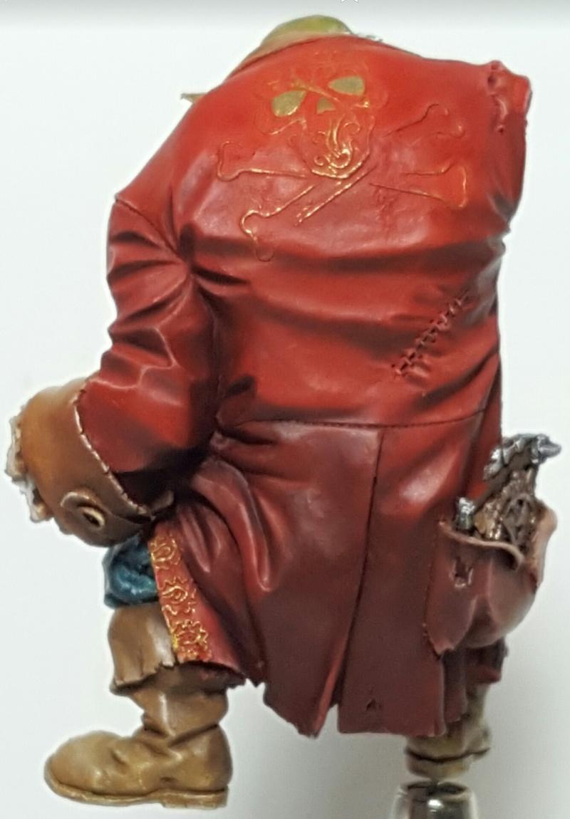 Ma première figurine à  l'huile  Screen38