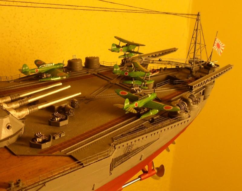 Cuirassé Yamato Tamiya 1/350 Sam_0711