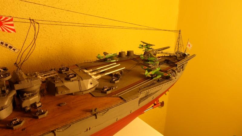 Cuirassé Yamato Tamiya 1/350 Sam_0712