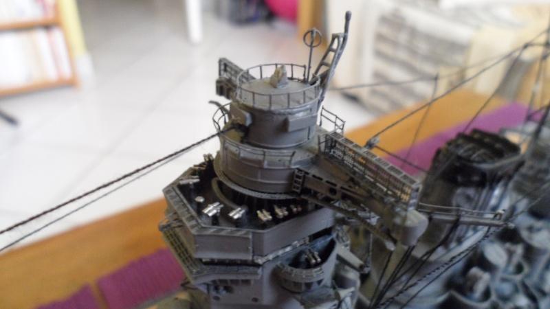 Cuirassé Yamato Tamiya 1/350 Yamato10