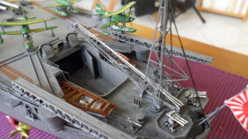 Cuirassé Yamato Tamiya 1/350 Yamato14