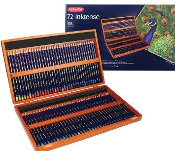 Derwent : les différences de crayons 81c7so10