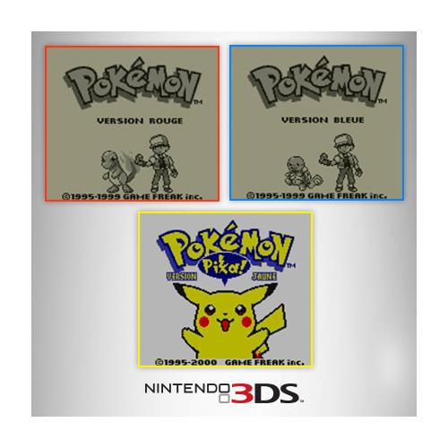 [Promos] Pokémon Rouge, Bleu, Jaune - Console Virtuelle  0011_f11