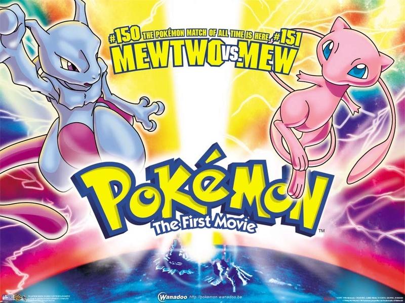 Diffusion de Mewtwo contre Mew Affich10