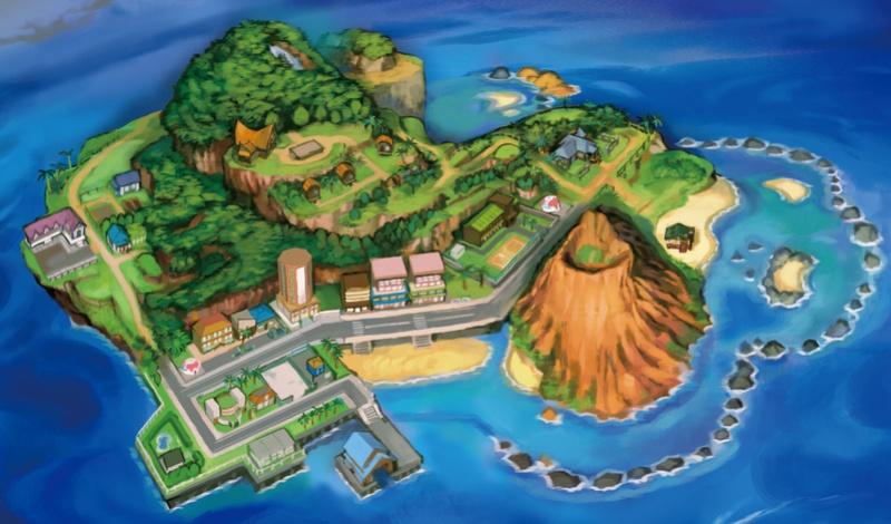02/ La région d'Alola Pokemo18