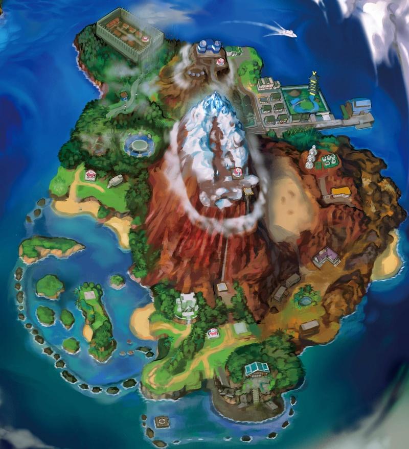 02/ La région d'Alola Pokemo20