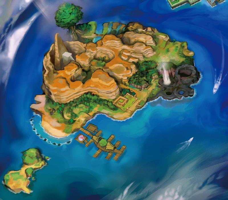 02/ La région d'Alola Pokemo21
