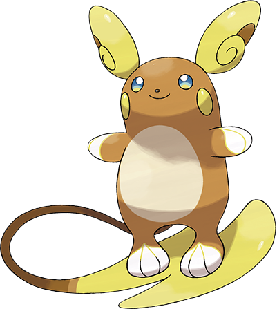 [Sun&Moon] (11-08-2016) Nouveaux Pokémon dévoilés + La team Skull Raichu10