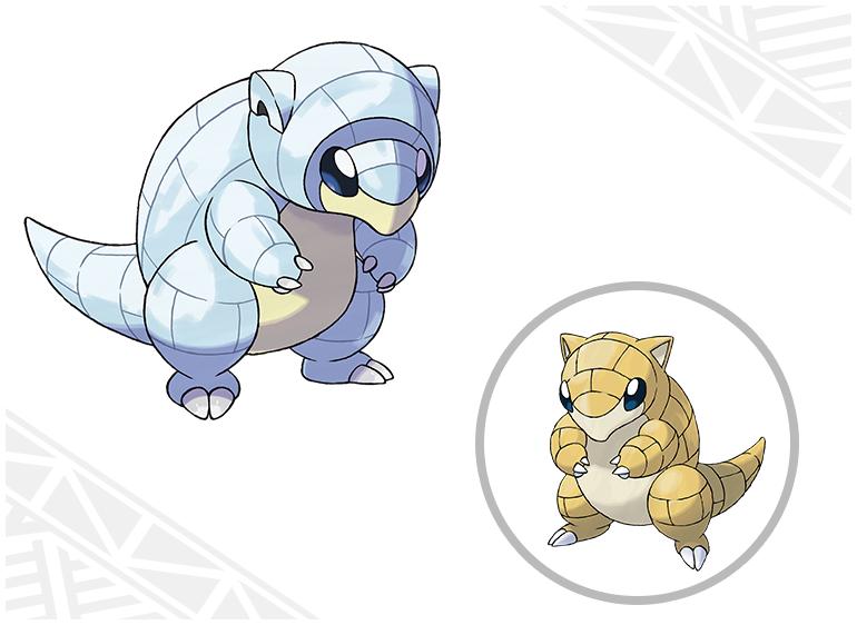 [Sun&Moon] (01-08-2016)  Introduction des Formes d'Alola et des capacités Z pour Pokémon Soleil et Pokémon Lune ! Sabele11