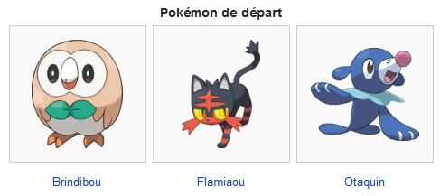 04/ Pokémon introduits Starte10