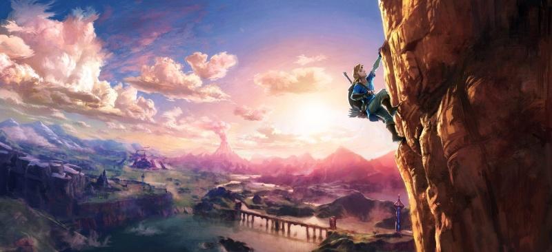 [Jeux vidéo] The Legend of Zelda: Breath of the Wild débarque en 2017 Zelda11