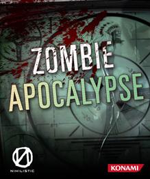 Zombie Apocalypse Zombie10